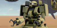 MS-06V Zaku Tank