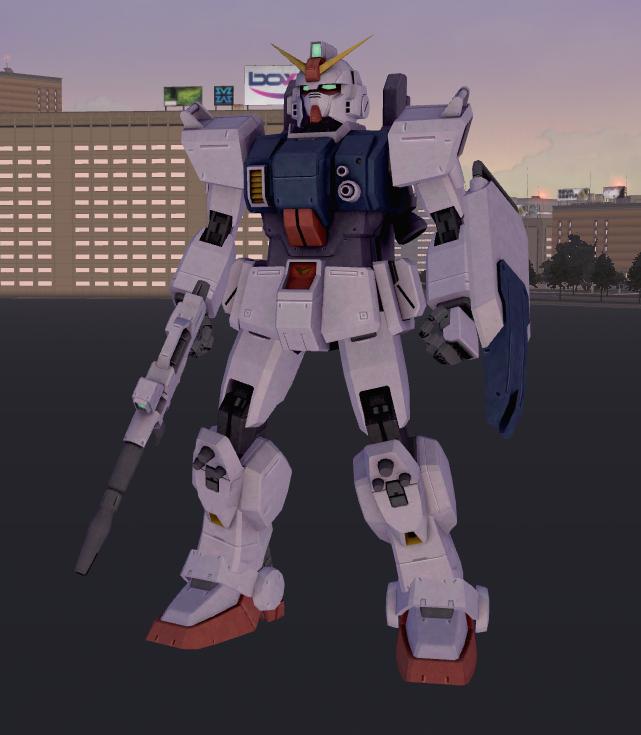 RX-79(G) Gundam