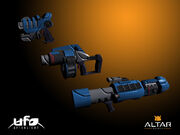 Al wallpaper human weapons