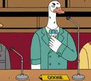 Goose people