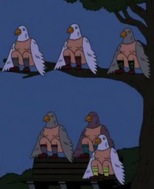 Manbirds