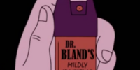 Dr. Bland's Mildly Irritating Pepper Spray