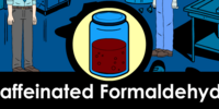 Caffeinated Formaldehyde