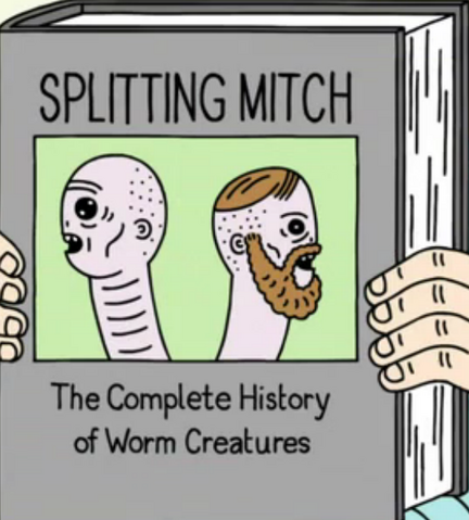 File:Two-headed worm creature Splitting Mitch.png