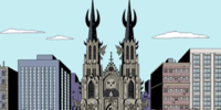 Cathedral of the Unholy Angel