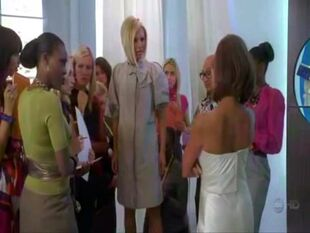 Victoria Beckham dans Ugly Betty en guest star 0008