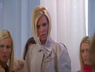 Victoria Beckham dans Ugly Betty en guest star 0009