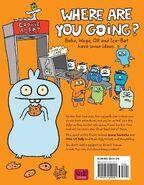 Uglydoll comic 1 backcover
