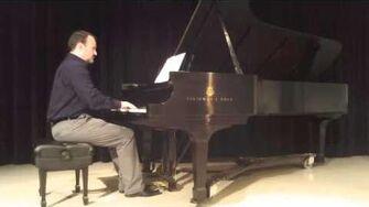 Leopold Mozart, Minuet in F