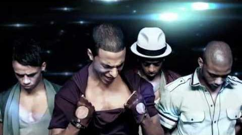 JLS - One Shot Official Music Video With Lyrics