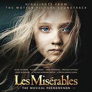 Les Miserables soundtrack (2012)
