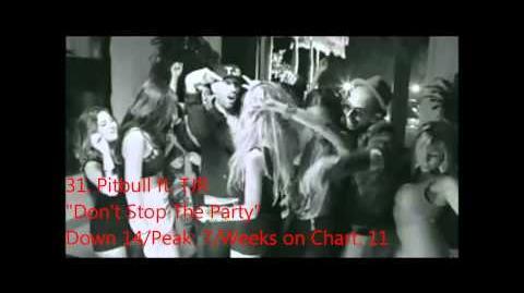 Official UK Singles Chart Top 50 - Week ending 23rd February 2013
