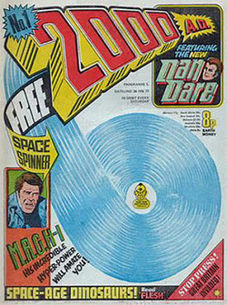 2000AD First Edition