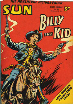 Sun Billy the Kid