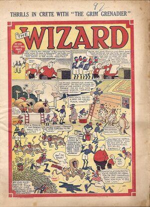 Wizard Chick Gordon