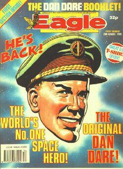 Eagle cover 1989