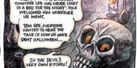 Will Skoggin's Skull