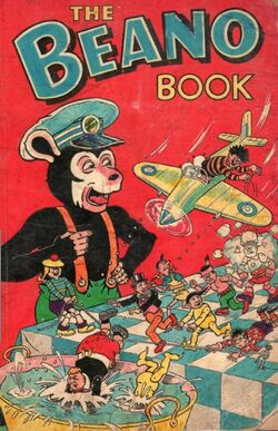 Beano Book 1956