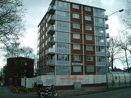 Cleeve House Corner of Bromford Lane Kingsbury Rd Erdington