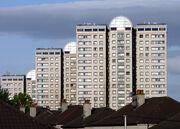 Cranhill flats