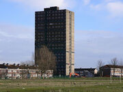 Toryglen demolition