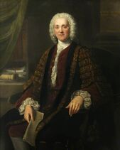 George Grenville (1712–1770) by William Hoare (1707-1792)