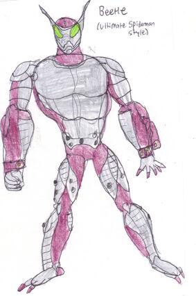 Beetle (Ultimate SpiderMan)