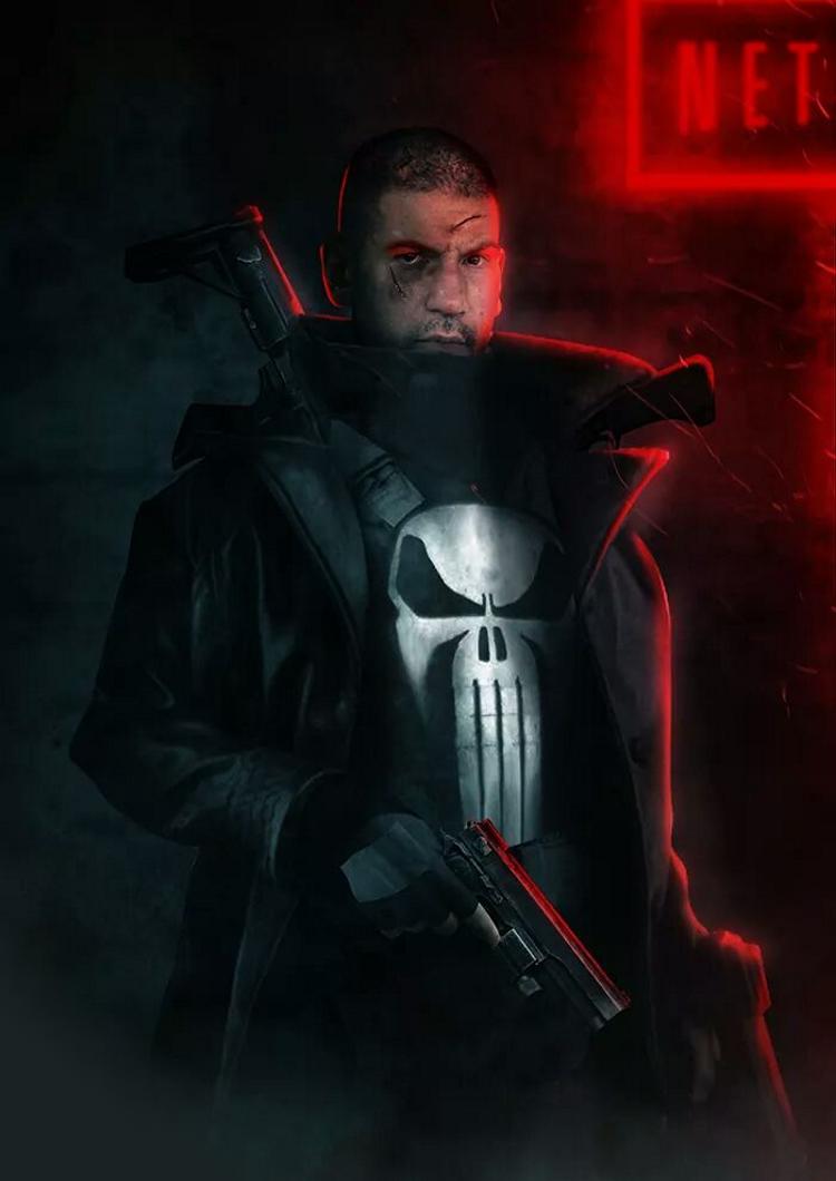 punisher ultimate marvel cinematic universe wikia
