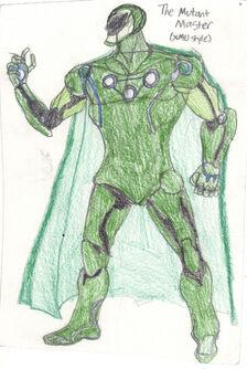 Mutant Master (X-Men)