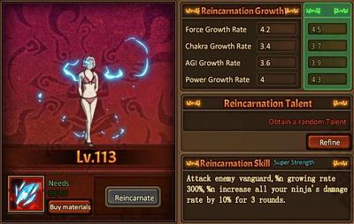 Reincarnation One Variable Sakura
