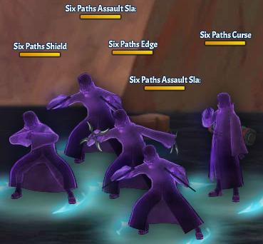 Six Paths Arcanum Fight 21