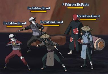Taboo Jutsu Explore Akatsuki Secrets Fight 3 Six Paths Pain