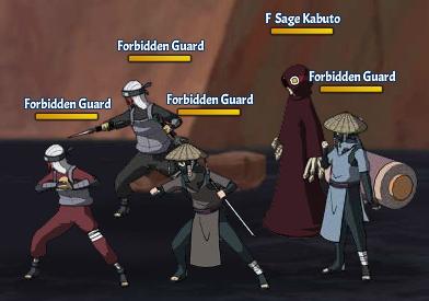 Taboo Jutsu Rescue Sasuke Fight 3 Sage Kabuto
