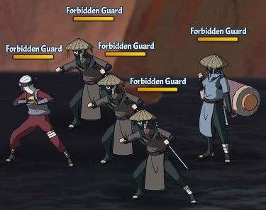 Taboo Jutsu Battle of the Valley of the End Fight 2