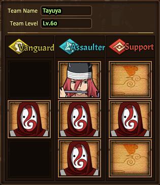 Team Tayuya N