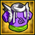110 Purple Flame Armor