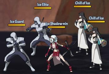 Ice Mirage Land Fight 9