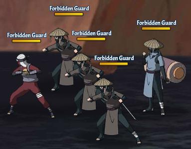 Taboo Jutsu Explore Akatsuki Secrets Fight 2