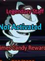 Halloween Legendary Staff