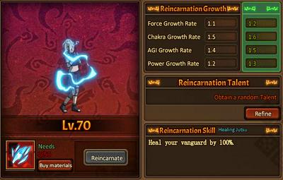 Reincarnation One Ino