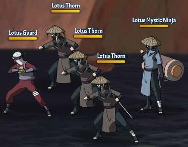 Lotus Land Fight 19