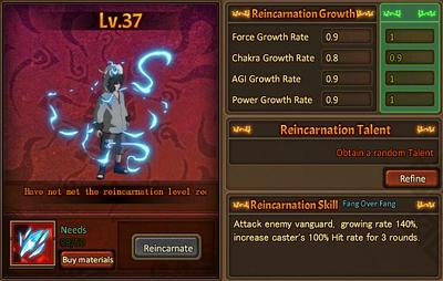 Reincarnation One Kiba