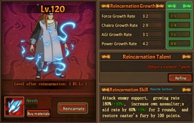 Reincarnation One Fuguki