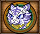 Pet Holy Light Tiger Small Grid