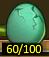 Turkey Egg 100