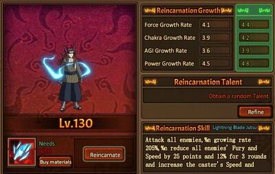 Reincarnation One Ameyuri Ringo