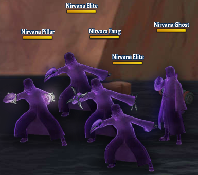 Nirvana Land Fight 3