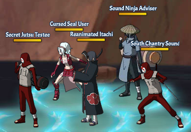 Kinjutsu Spirit Fight 10 Itachi