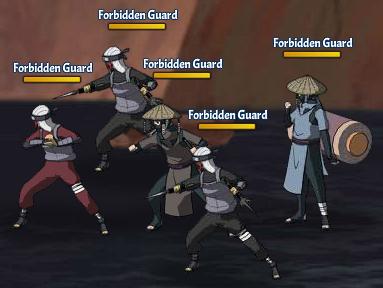 Taboo Jutsu Explore Akatsuki Secrets Fight 1