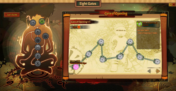 Eight Gates Grid 2